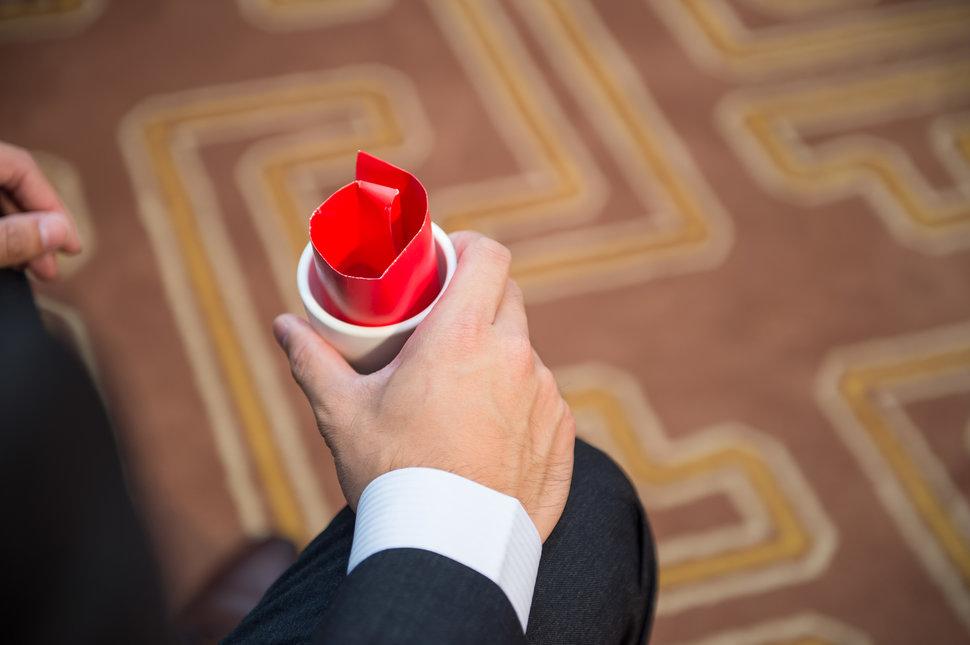 [台北婚攝] 文訂迎娶儀式_台北圓山大飯店(編號:431840) - Allen影像團隊 Love Story - 結婚吧