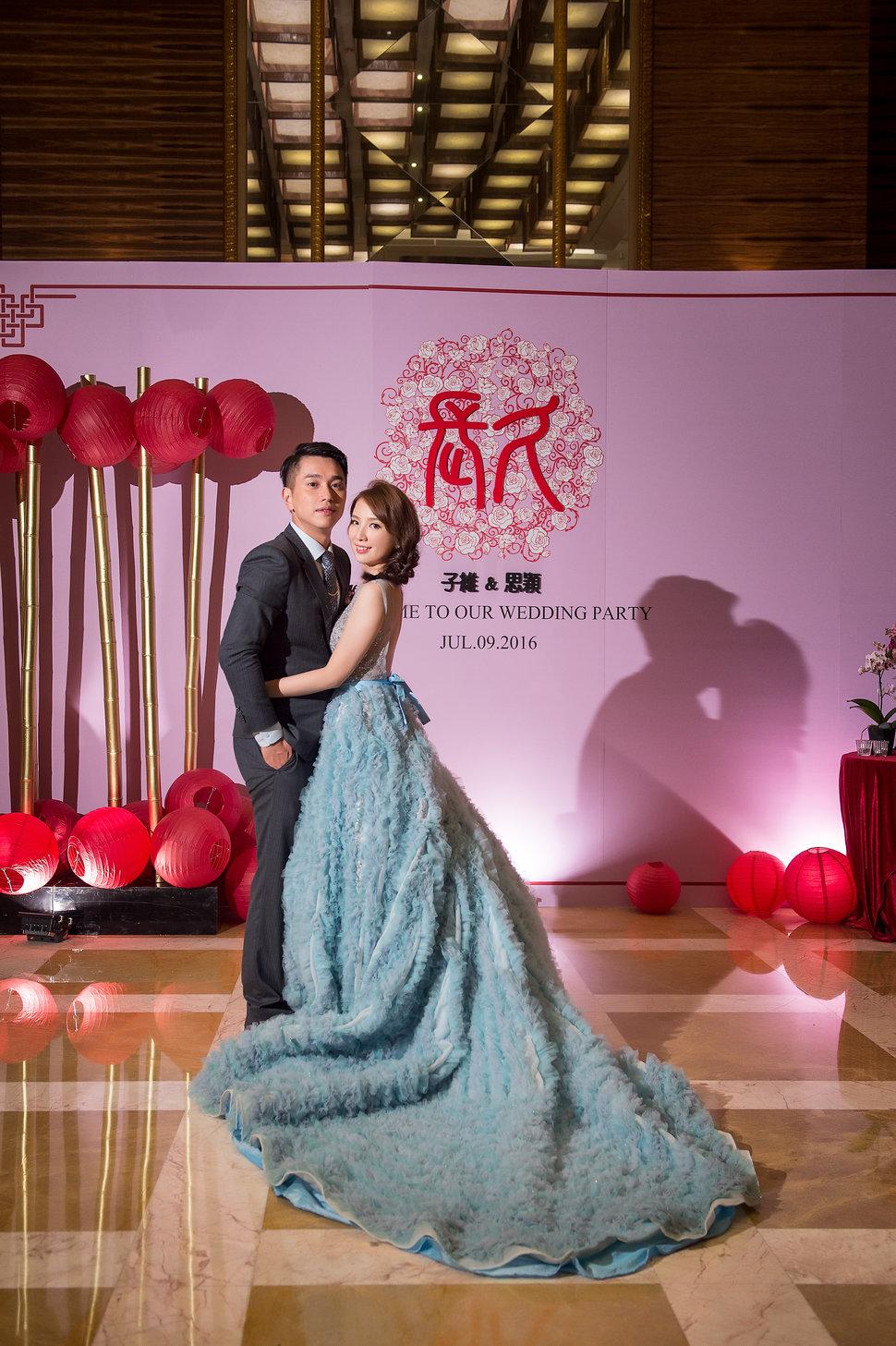 [台北婚攝] 內湖大直典華晚宴_(編號:431884) - LoveStoryAllen IMAGE - 結婚吧一站式婚禮服務平台
