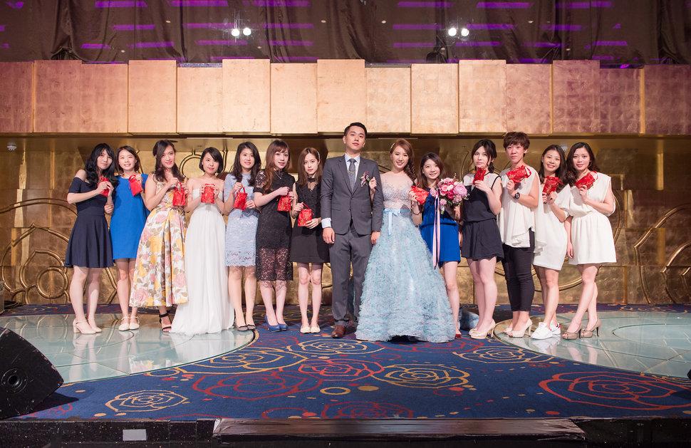 [台北婚攝] 內湖大直典華晚宴_(編號:431897) - LoveStoryAllen IMAGE - 結婚吧一站式婚禮服務平台