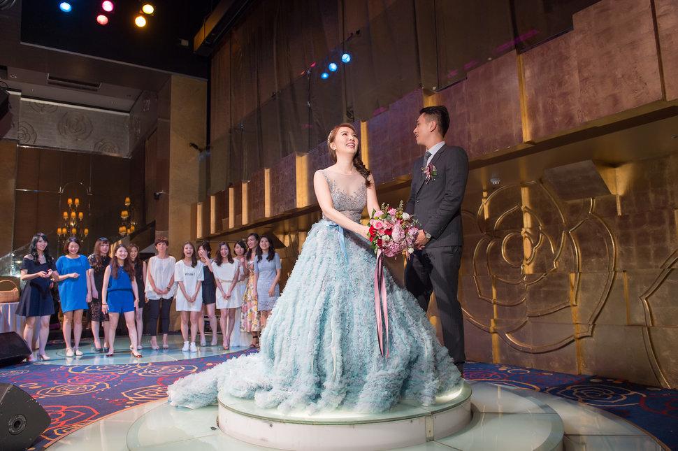 [台北婚攝] 內湖大直典華晚宴_(編號:431898) - LoveStoryAllen IMAGE - 結婚吧一站式婚禮服務平台