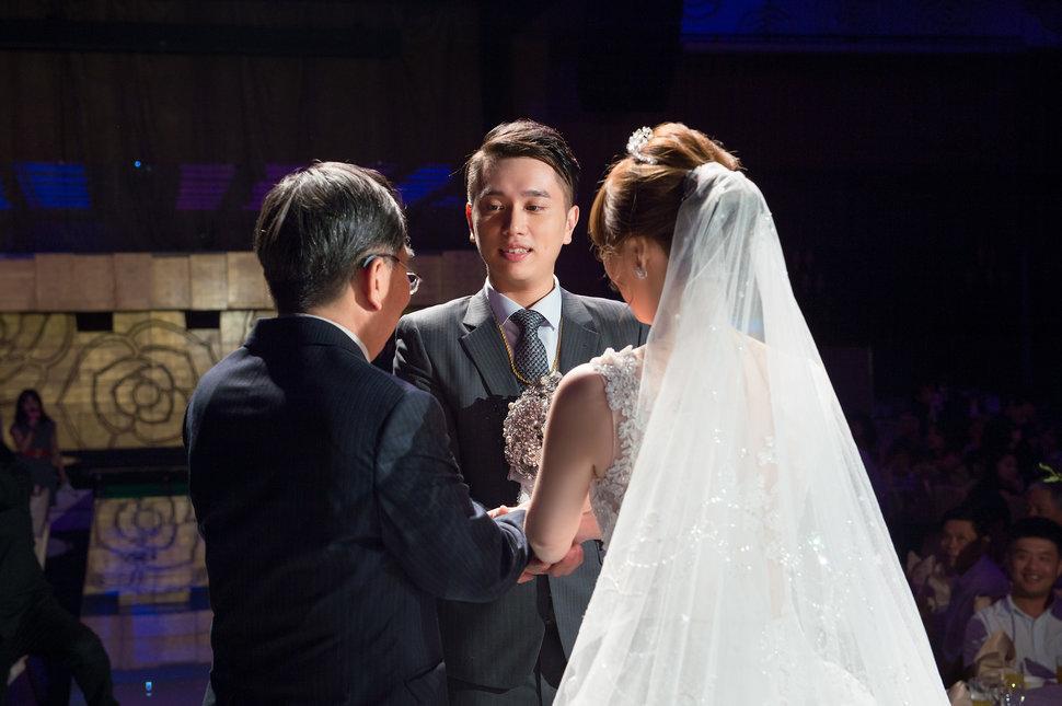 [台北婚攝] 內湖大直典華晚宴_(編號:431925) - LoveStoryAllen IMAGE - 結婚吧一站式婚禮服務平台