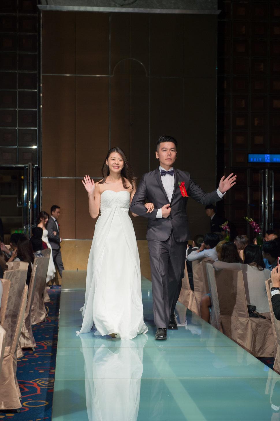 [台北婚攝] 內湖大直典華晚宴_(編號:431929) - LoveStoryAllen IMAGE - 結婚吧一站式婚禮服務平台