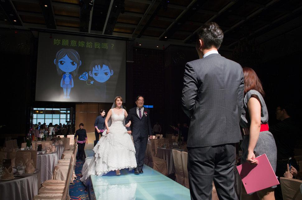 [台北婚攝] 內湖大直典華晚宴(編號:431942) - Allen影像團隊 Love Story - 結婚吧