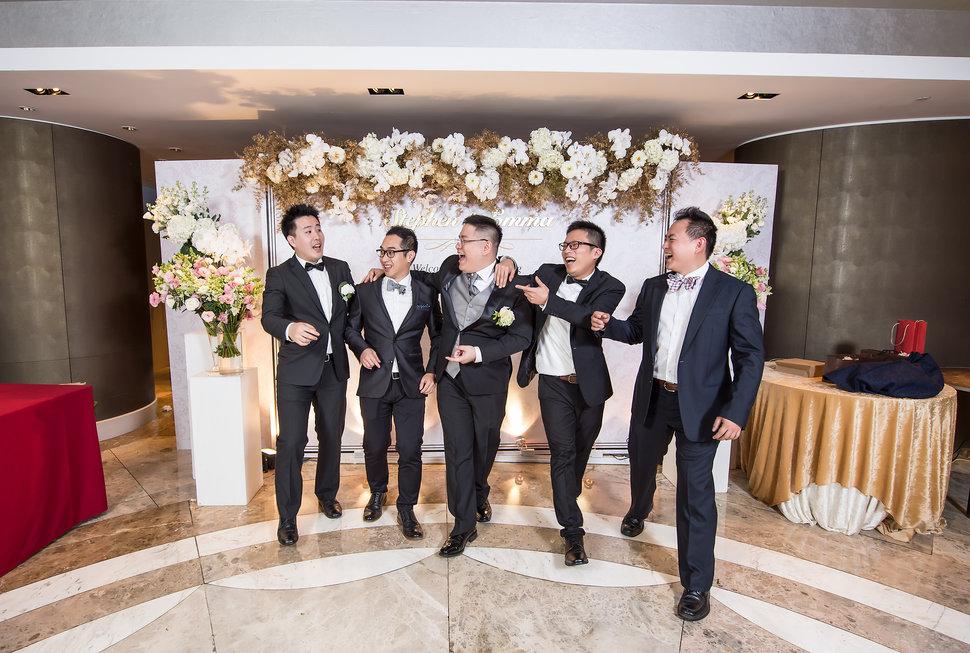 [台北婚攝] 文定婚禮紀錄 台北君悅酒店(編號:431945) - Allen影像團隊 Love Story - 結婚吧