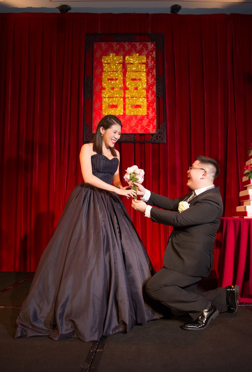[台北婚攝] 文定婚禮紀錄 台北君悅酒店(編號:431968) - Allen影像團隊 Love Story - 結婚吧