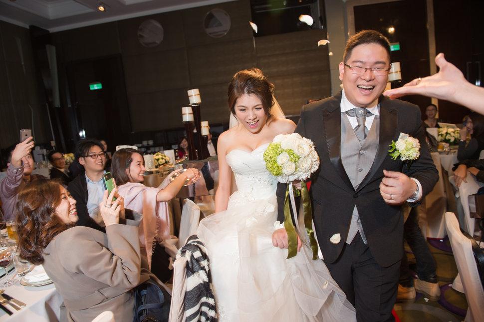 [台北婚攝] 文定婚禮紀錄 台北君悅酒店(編號:431985) - Allen影像團隊 Love Story - 結婚吧