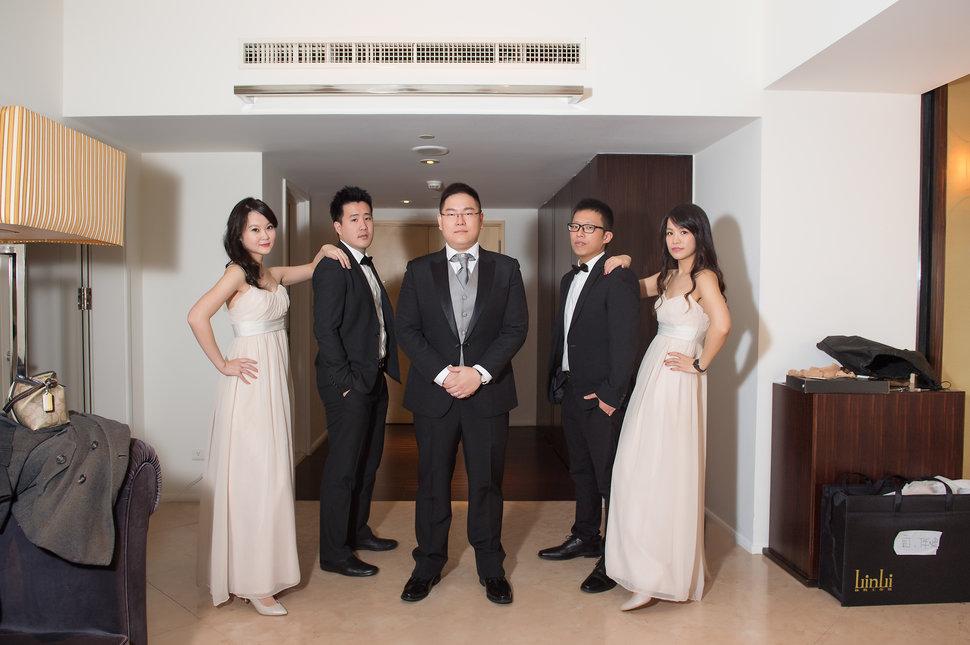 [台北婚攝] 文定婚禮紀錄 台北君悅酒店(編號:432000) - Allen影像團隊 Love Story - 結婚吧