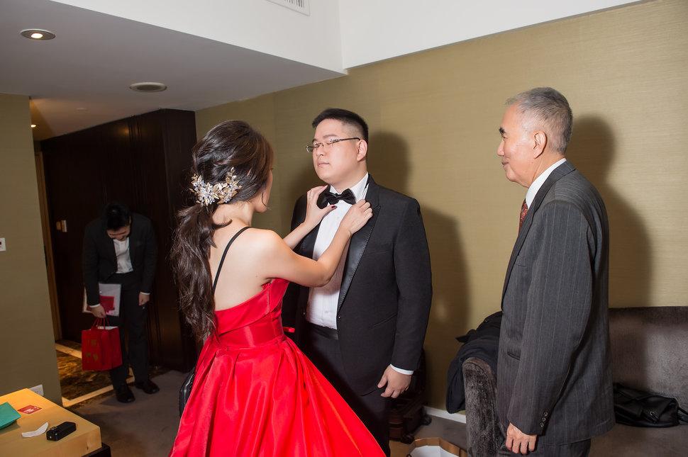 [台北婚攝] 文定婚禮紀錄 台北君悅酒店(編號:432026) - Allen影像團隊 Love Story - 結婚吧