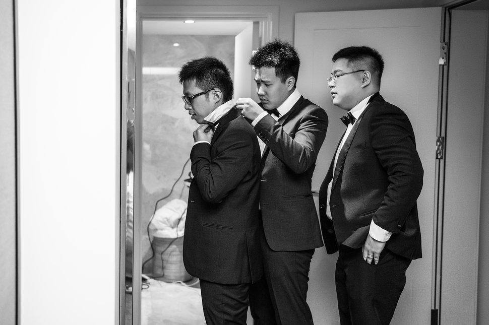 [台北婚攝] 文定婚禮紀錄 台北君悅酒店(編號:432035) - Allen影像團隊 Love Story - 結婚吧