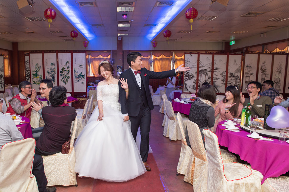 [婚禮紀錄] 結婚午宴@苗栗台灣水牛城(編號:432124) - Allen影像團隊 Love Story - 結婚吧