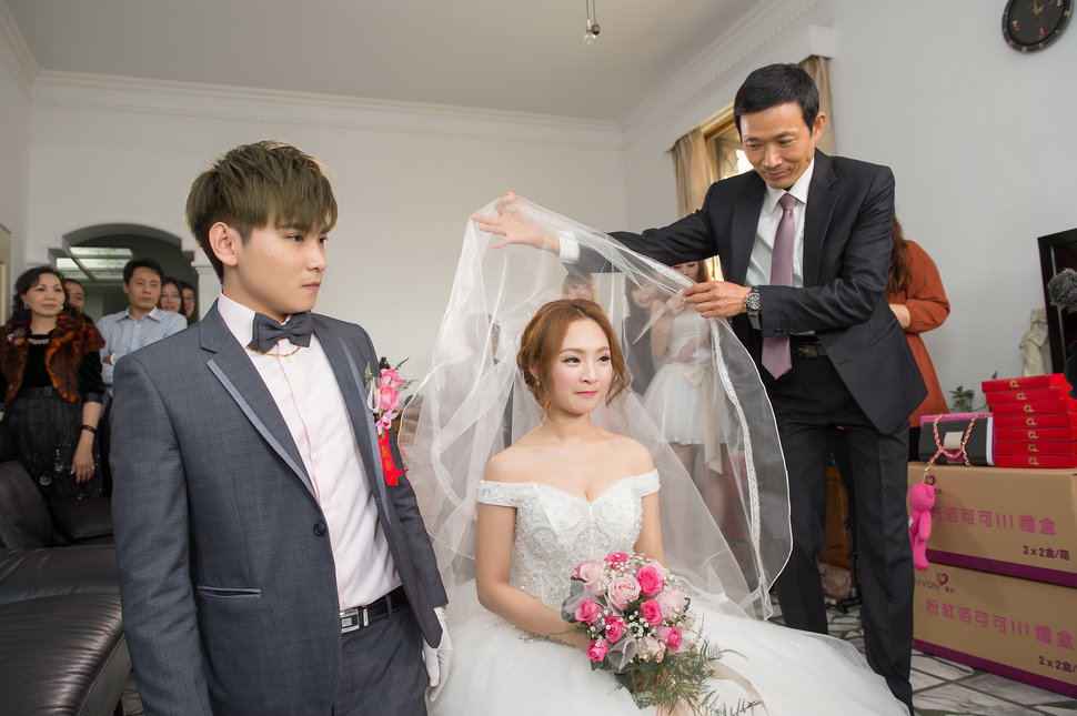 [台北婚攝] 訂婚迎娶儀式@雙岩龍鳳城(編號:432287) - Allen影像團隊 Love Story - 結婚吧