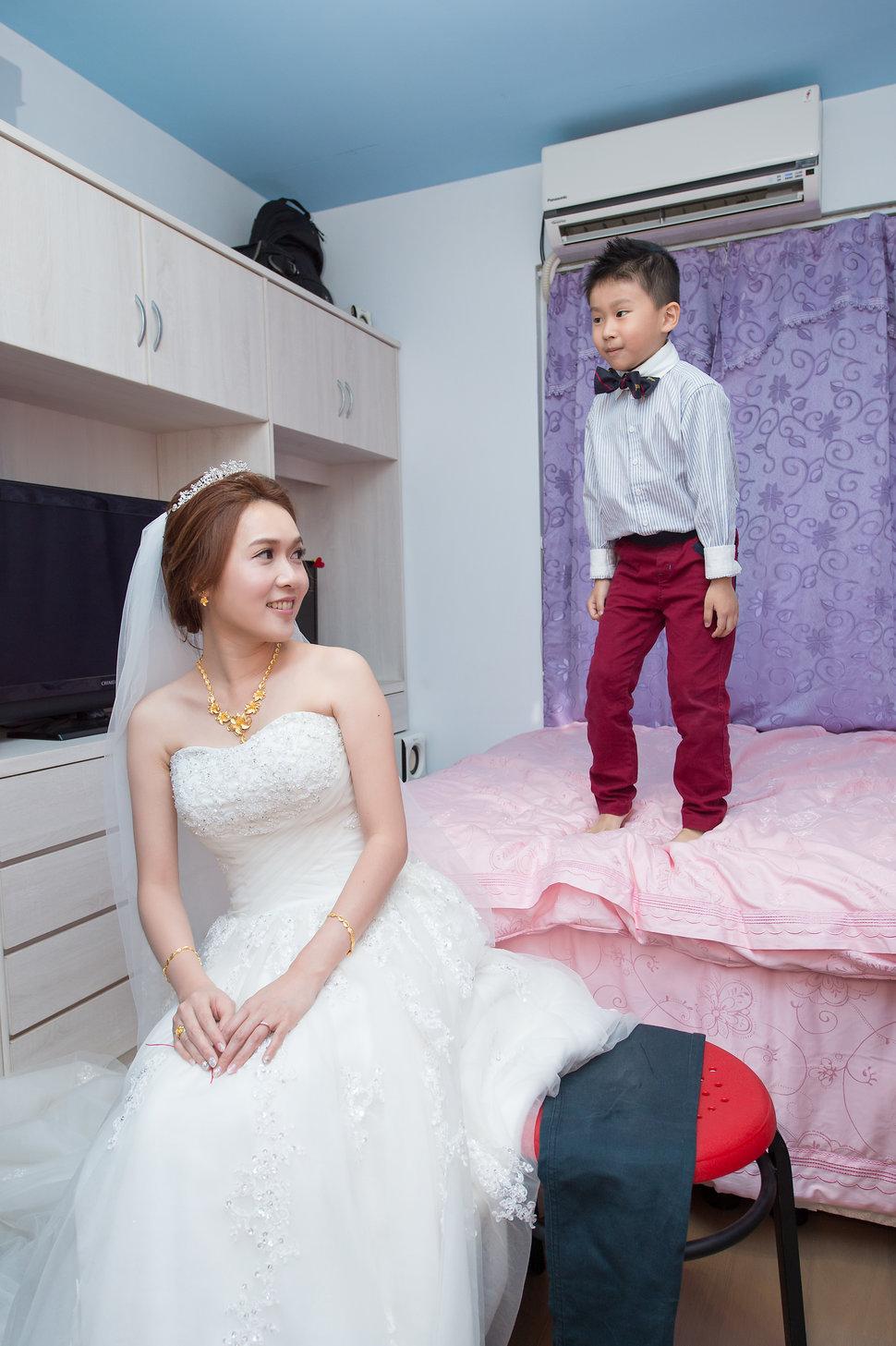 [台北婚攝] 文定迎娶儀式@台北花卉村宴客_(編號:432353) - Allen影像團隊 Love Story - 結婚吧