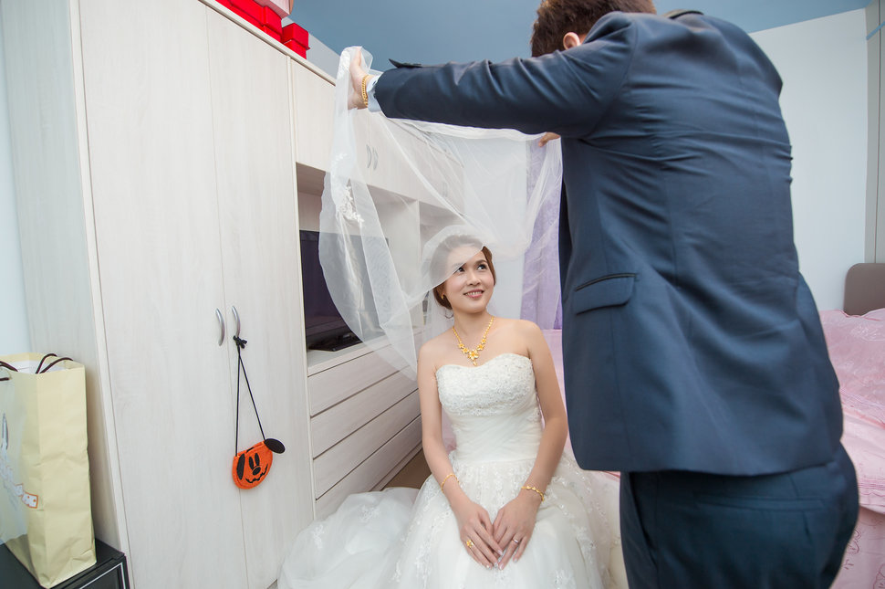 [台北婚攝] 文定迎娶儀式@台北花卉村宴客_(編號:432361) - LoveStoryAllen IMAGE - 結婚吧一站式婚禮服務平台