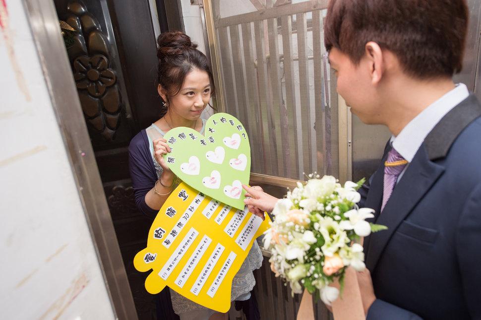 [台北婚攝] 文定迎娶儀式@台北花卉村宴客_(編號:432384) - Allen影像團隊 Love Story - 結婚吧