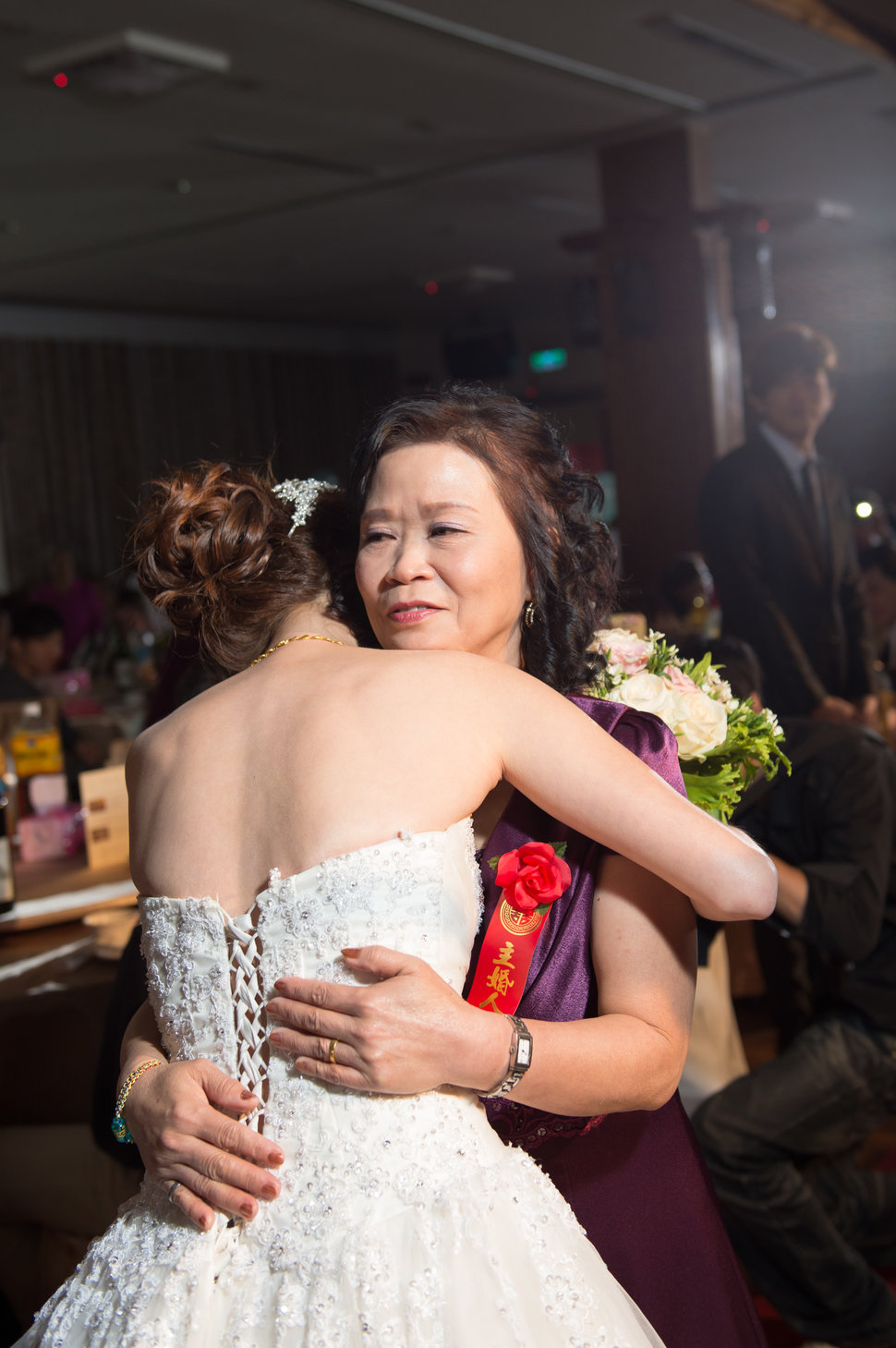 [台北婚攝] 文定迎娶儀式@台北花卉村宴客_(編號:432385) - Allen影像團隊 Love Story - 結婚吧