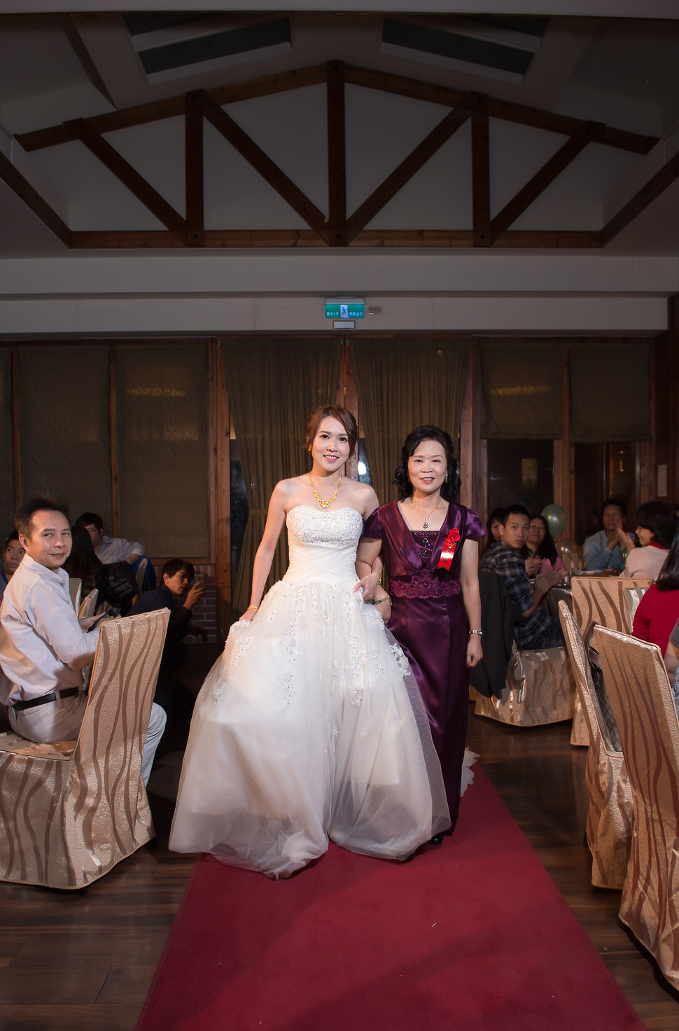 [台北婚攝] 文定迎娶儀式@台北花卉村宴客_(編號:432391) - Allen影像團隊 Love Story - 結婚吧