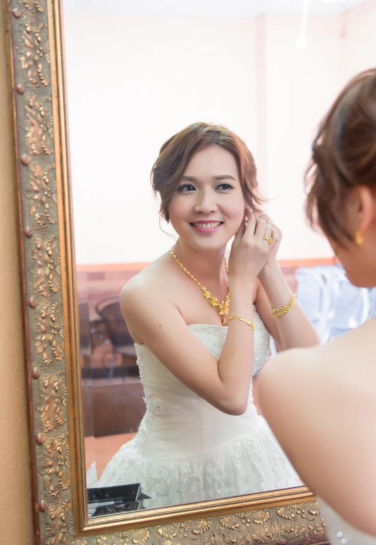[台北婚攝] 文定迎娶儀式@台北花卉村宴客_(編號:432398) - Allen影像團隊 Love Story - 結婚吧