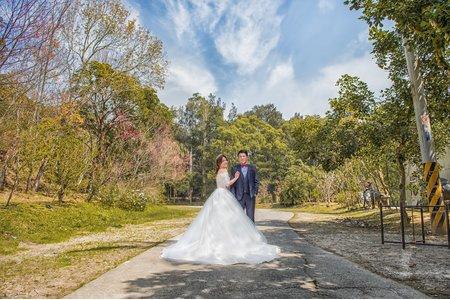 [婚禮紀錄] 結婚午宴@苗栗台灣水牛城