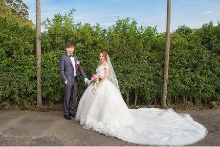 [台北婚攝] 訂婚迎娶儀式@雙岩龍鳳城