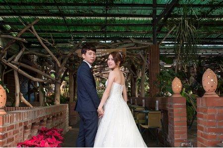 [台北婚攝] 文定迎娶儀式@台北花卉村宴客