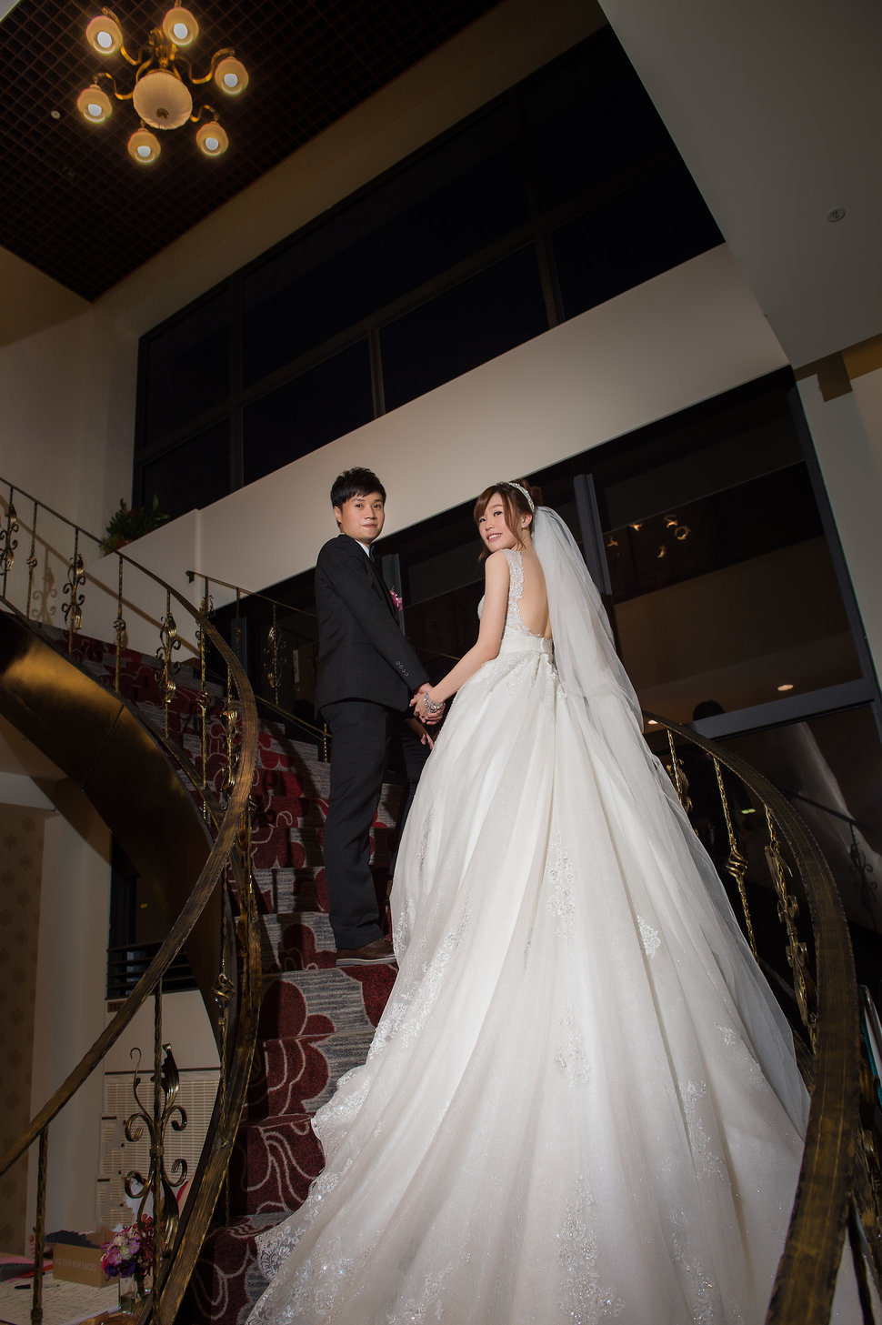 [桃園婚攝] 文訂迎娶&海豐餐廳(編號:433216) - Allen影像團隊 Love Story - 結婚吧