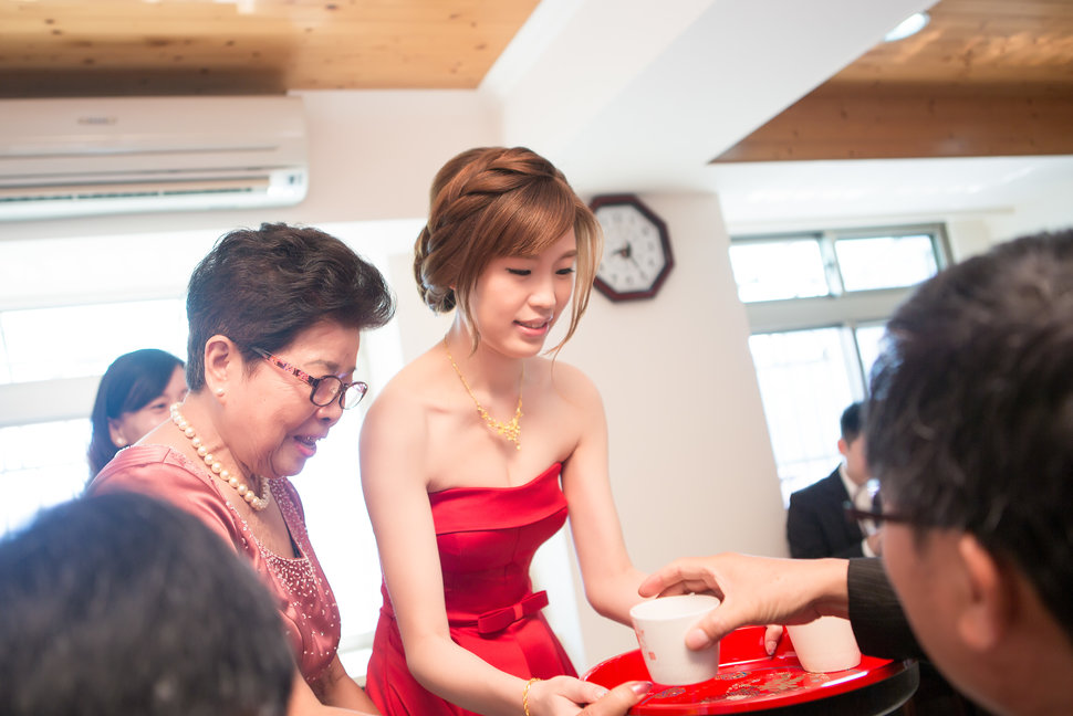 [桃園婚攝] 文訂迎娶&海豐餐廳(編號:433305) - Allen影像團隊 Love Story - 結婚吧