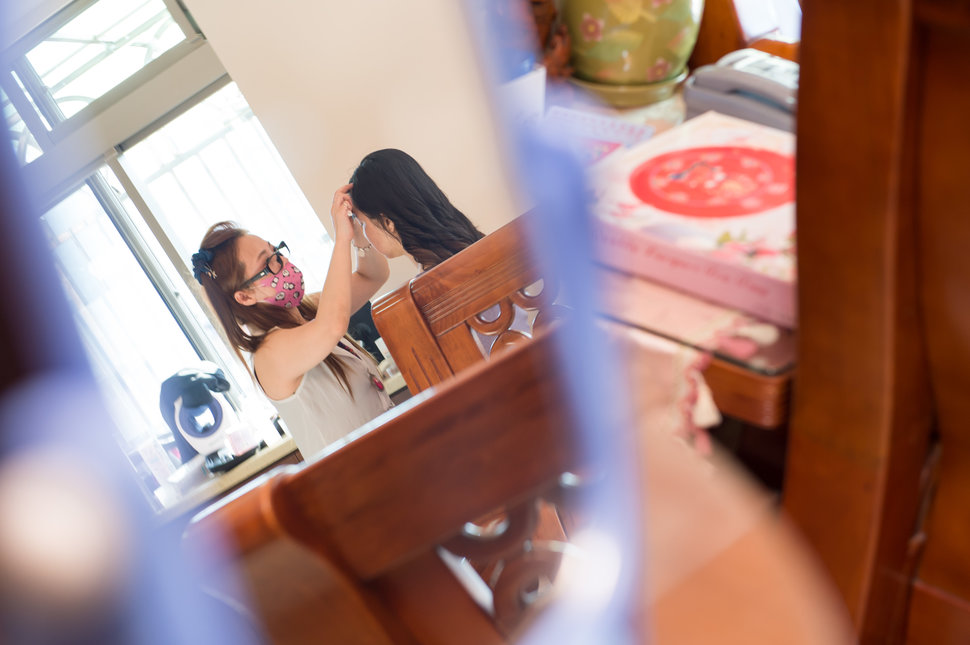 [桃園婚攝] 文訂迎娶&海豐餐廳(編號:433318) - Allen影像團隊 Love Story - 結婚吧