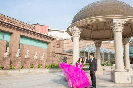 [桃園婚攝]婚禮紀錄@揚昇高爾夫球場