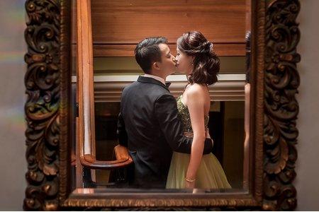 [台北婚攝] │文定迎娶儀式│神旺大飯店