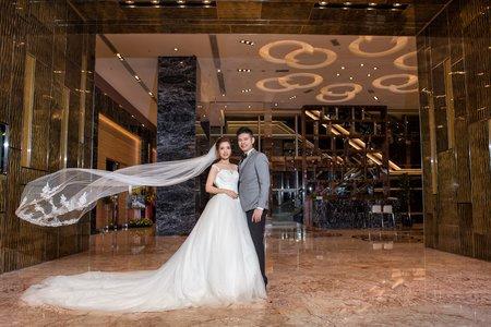 [台北婚攝] James&Elly│文定迎娶儀式 長榮桂冠酒店 │大直典華宴客