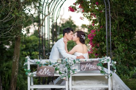 Steven&Fang婚紗