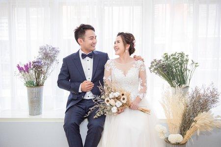 GARY&BOLY 自助婚紗│PRE-WEDDING │仟映攝影棚