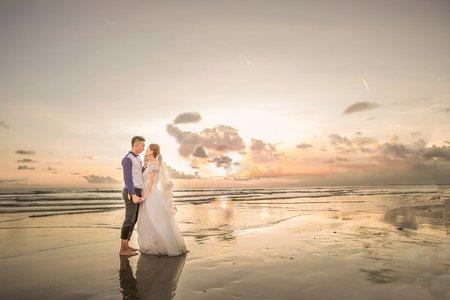 [自助婚紗] EDDIE & TERRI│峇里島BALI│PRE-WEDDING@海外婚紗