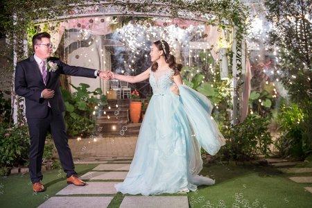 [台北婚攝]ALLEN影像團隊-台北青青食尚花園會館-證婚晚宴