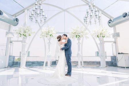 [台中婚攝]ALLEN影像團隊-台中球愛物語景觀婚禮會館-證婚午宴