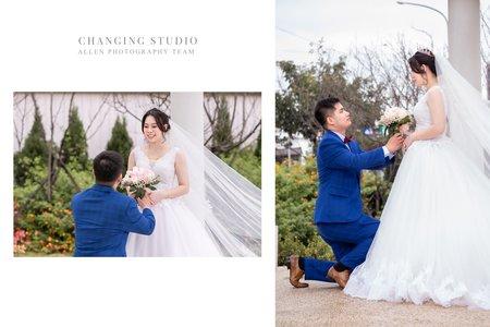 [婚攝]ALLEN影像團隊-樹林花漾年華饗宴-儀式午宴