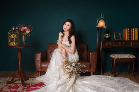 造型婚紗棚拍