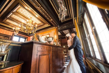 自助婚紗│PRE-WEDDING 老英格蘭婚紗