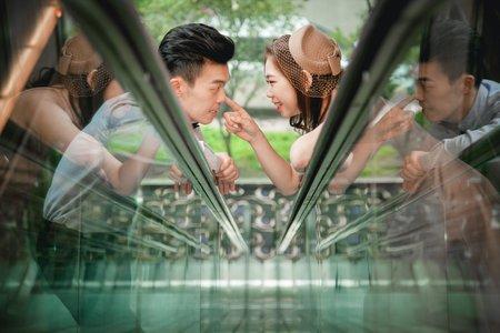 【婚禮紀錄】桃園來福星花園大飯店 /ChSean