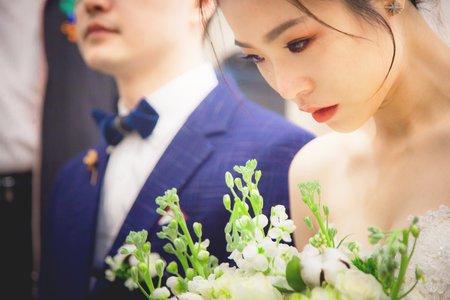 【婚禮紀錄】花現鳥巢餐廳/ChSean