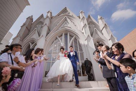 【婚禮紀錄】台北翡麗詩莊園/ChSean
