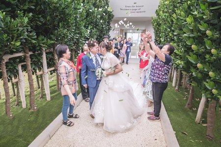 陽陽&嚕嚕 沖繩教堂證婚