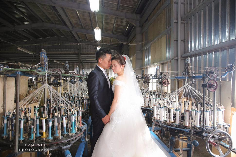 (編號:401005) - HAM WEI Photography - 結婚吧