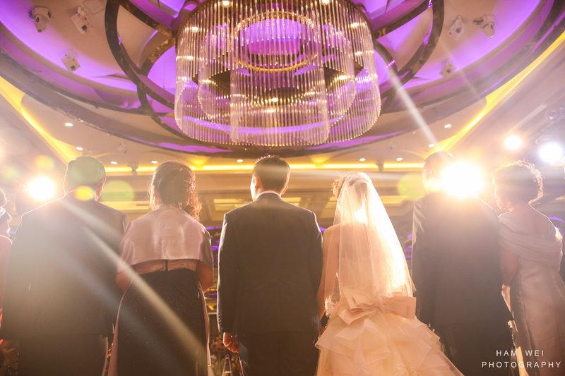 HAM WEI  婚禮紀錄作品
