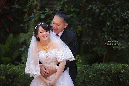 April 2,2017 騰葦&妤帆  訂結+晚宴  汐止寬和宴展館
