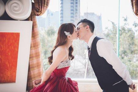 結婚+午宴 / 中僑花園飯店