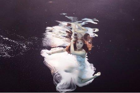 晴憶 / 水中婚紗在最美一刻