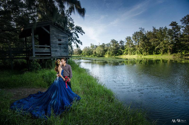 旅遊拍婚紗