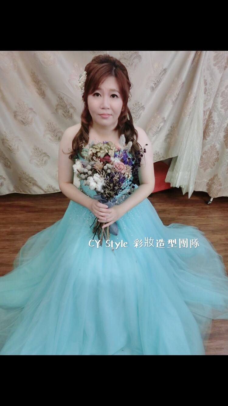 秋楓花之嫁 - CY Style彩妝造型團隊 新娘秘書 - 結婚吧