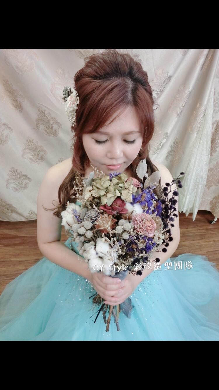秋楓花之嫁(編號:433161) - CY Style彩妝造型團隊 新娘秘書 - 結婚吧